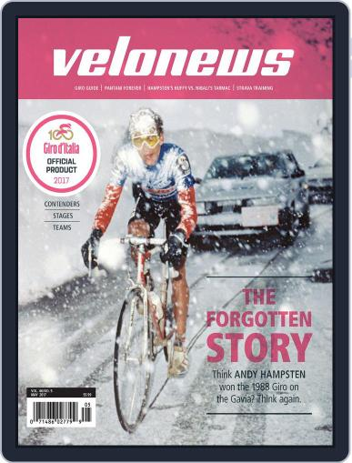 Velonews Magazine (Digital) May 1st, 2017 Issue Cover
