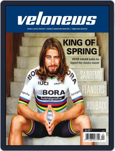 Velonews Magazine (Digital) April 1st, 2017 Issue Cover