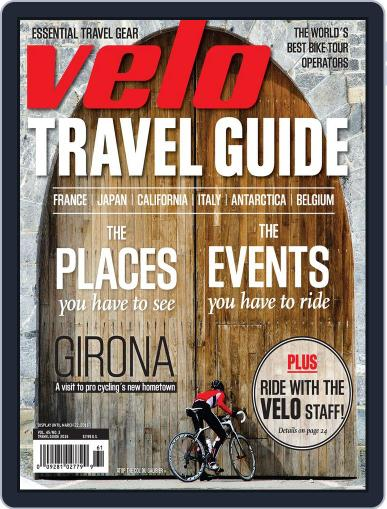 Velonews March 22nd, 2016 Digital Back Issue Cover