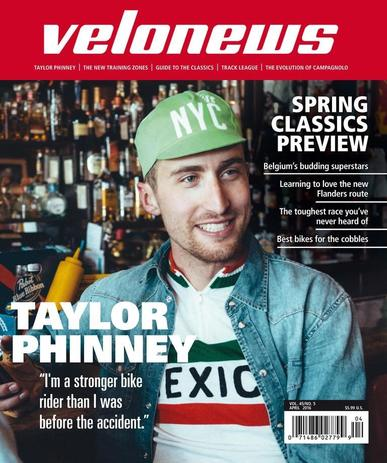Velonews Magazine (Digital) March 8th, 2016 Issue Cover
