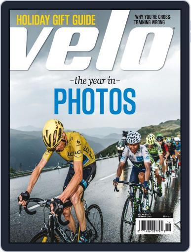Velonews December 1st, 2015 Digital Back Issue Cover