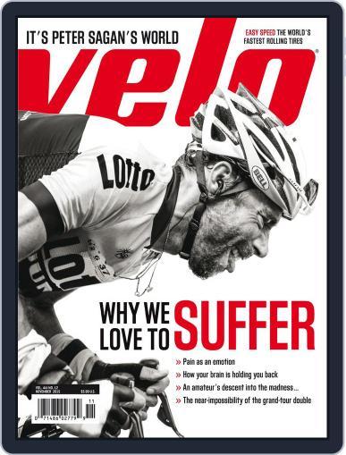 Velonews Magazine (Digital) November 1st, 2015 Issue Cover