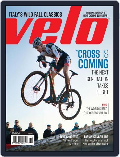 Velonews Magazine (Digital) October 1st, 2015 Issue Cover