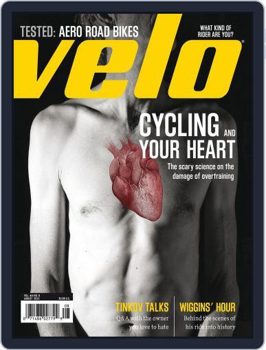 Velonews Magazine (Digital) August 1st, 2015 Issue Cover
