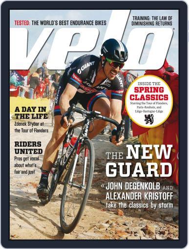 Velonews June 1st, 2015 Digital Back Issue Cover