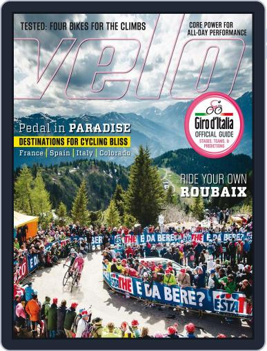 Velonews Magazine (Digital) March 31st, 2015 Issue Cover