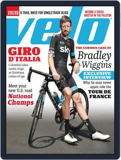Velonews June 19th, 2014 Digital Back Issue Cover
