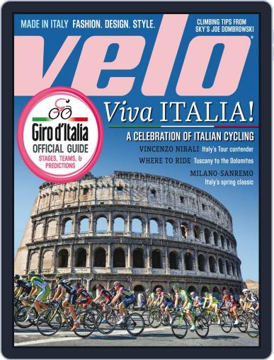 Velonews Magazine (Digital) April 3rd, 2014 Issue Cover