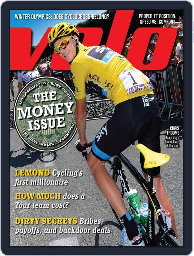 Velonews Magazine (Digital) January 30th, 2014 Issue Cover