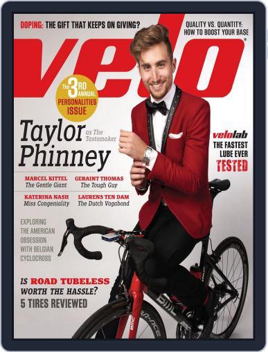 Velonews Magazine (Digital) December 30th, 2013 Issue Cover