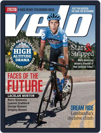 Velonews September 11th, 2013 Digital Back Issue Cover