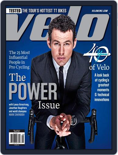Velonews Magazine (Digital) July 19th, 2012 Issue Cover