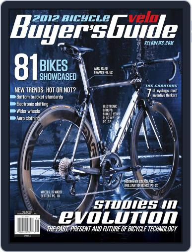 Velonews January 13th, 2012 Digital Back Issue Cover