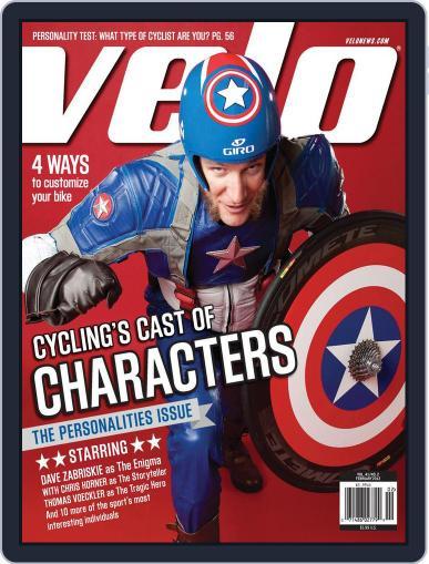 Velonews December 22nd, 2011 Digital Back Issue Cover