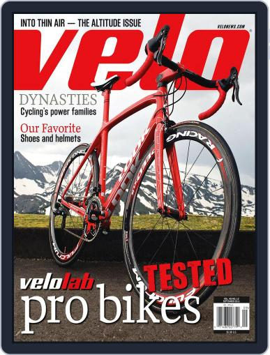 Velonews Magazine (Digital) July 28th, 2011 Issue Cover