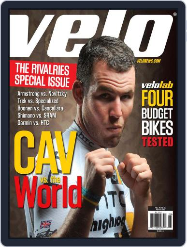 Velonews Magazine (Digital) July 27th, 2011 Issue Cover