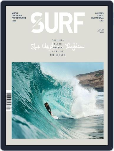 Transworld Surf June 22nd, 2013 Digital Back Issue Cover