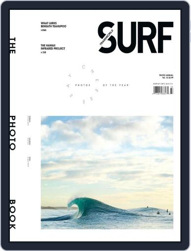 Transworld Surf May 11th, 2013 Digital Back Issue Cover