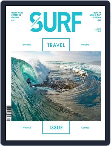 Transworld Surf (Digital) April 13th, 2013 Issue Cover
