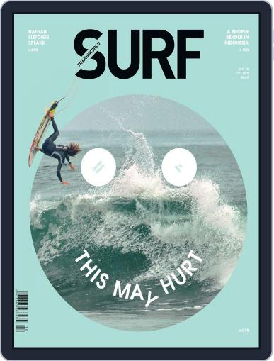 Transworld Surf August 4th, 2012 Digital Back Issue Cover