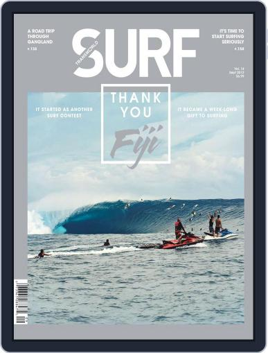 Transworld Surf July 7th, 2012 Digital Back Issue Cover