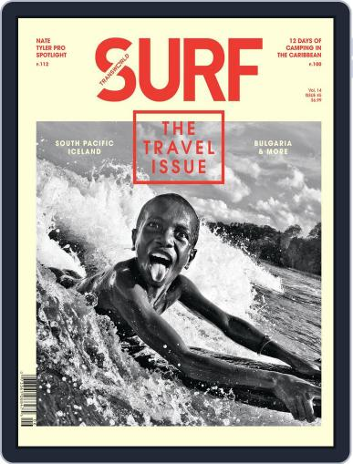 Transworld Surf (Digital) April 7th, 2012 Issue Cover