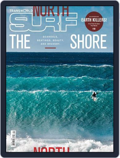 Transworld Surf (Digital) February 4th, 2012 Issue Cover