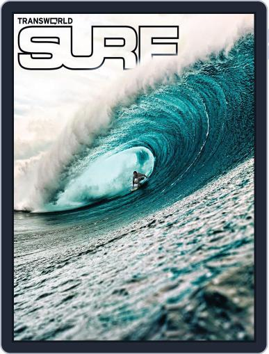 Transworld Surf (Digital) September 12th, 2011 Issue Cover