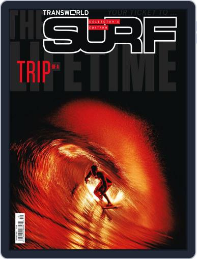 Transworld Surf (Digital) August 6th, 2011 Issue Cover