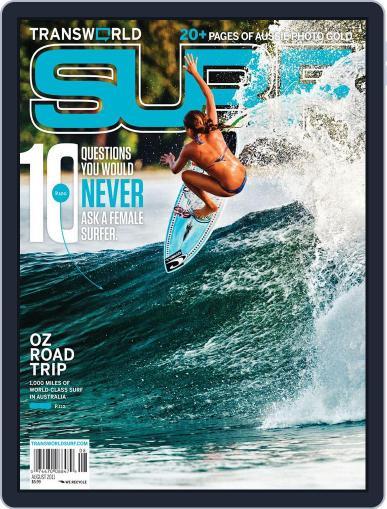 Transworld Surf June 4th, 2011 Digital Back Issue Cover