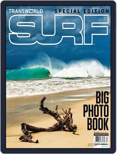 Transworld Surf (Digital) May 7th, 2011 Issue Cover
