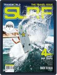 Transworld Surf (Digital) Subscription April 4th, 2011 Issue