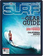 Transworld Surf (Digital) Subscription March 12th, 2011 Issue