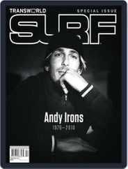 Transworld Surf (Digital) Subscription December 4th, 2010 Issue