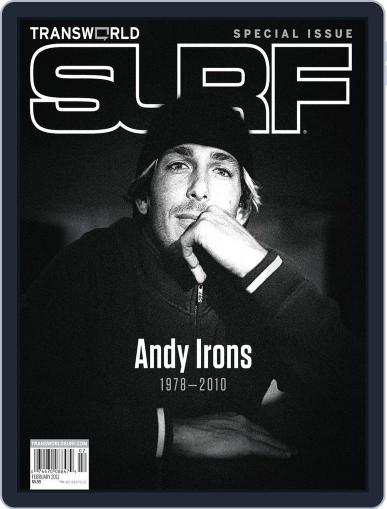 Transworld Surf (Digital) December 4th, 2010 Issue Cover