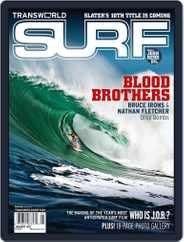Transworld Surf (Digital) Subscription November 6th, 2010 Issue