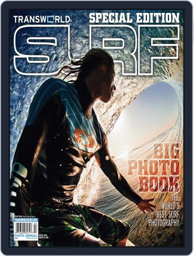 Transworld Surf (Digital) July 1st, 2010 Issue Cover
