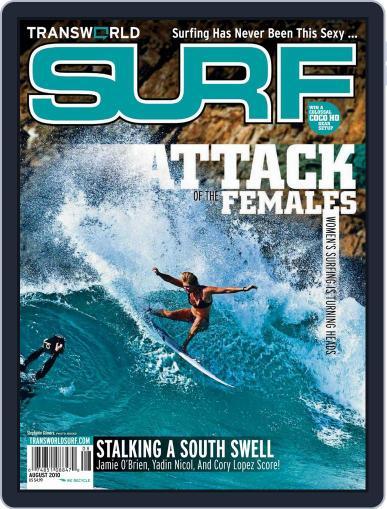 Transworld Surf June 5th, 2010 Digital Back Issue Cover