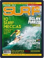 Transworld Surf (Digital) Subscription October 8th, 2007 Issue