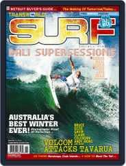 Transworld Surf (Digital) Subscription September 10th, 2007 Issue