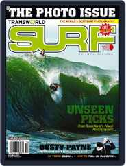 Transworld Surf (Digital) Subscription August 6th, 2007 Issue