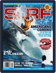 Transworld Surf (Digital) Subscription July 9th, 2007 Issue