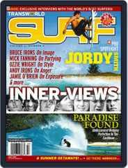 Transworld Surf (Digital) Subscription May 4th, 2007 Issue