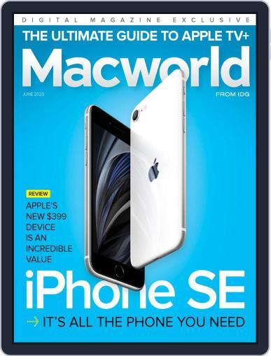 Macworld June 1st, 2020 Digital Back Issue Cover