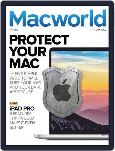 Macworld (Digital) May 1st, 2020 Issue Cover