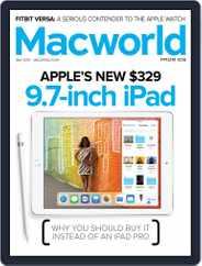 Macworld (Digital) Subscription May 1st, 2018 Issue