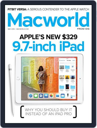 Macworld (Digital) May 1st, 2018 Issue Cover