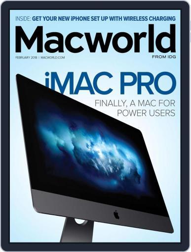 Macworld (Digital) January 23rd, 2018 Issue Cover