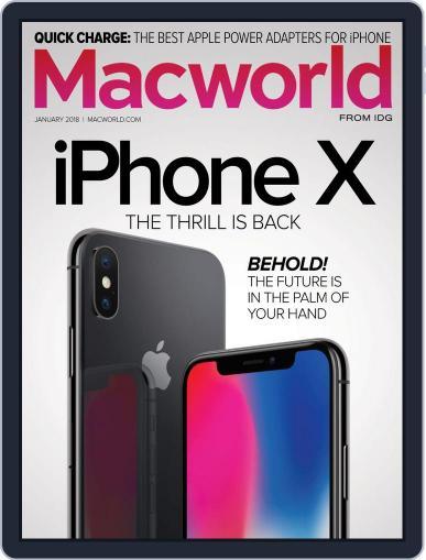 Macworld (Digital) December 19th, 2017 Issue Cover