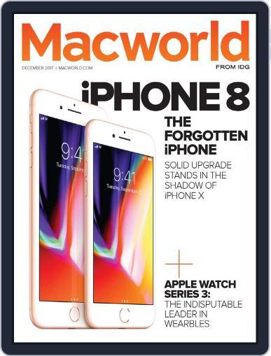 Macworld December 1st, 2017 Digital Back Issue Cover